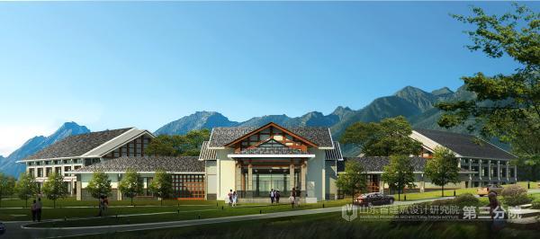 山地建筑坚向设计的启示_山东省建筑设计研究院第三室内设计门一般多大尺寸图片
